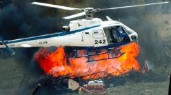 Coax bushfire management